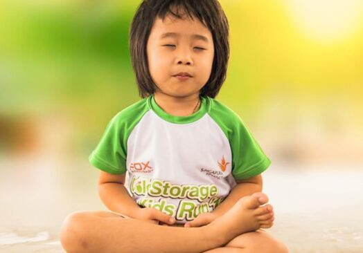 Community Yoga for Absolute Beginners- Children's Session